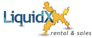 LiquidX Rental Sales logo