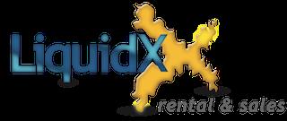 LiquidX Rental Sales logo