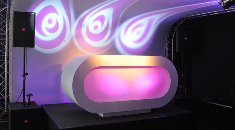 Geluid DJ booth pioneer liquidx