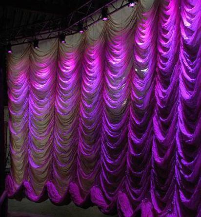 Liquidx wolkenstore gordijnen paars