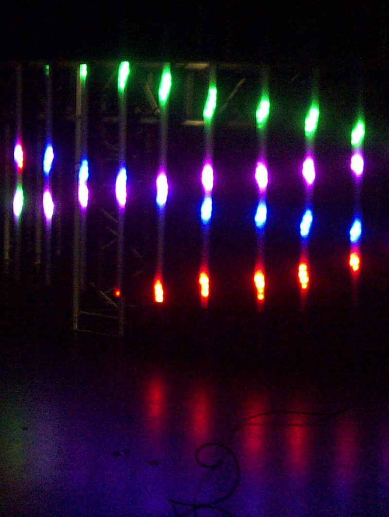 video licht