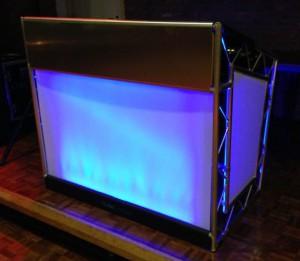 DJ booth pioneer LiquidX