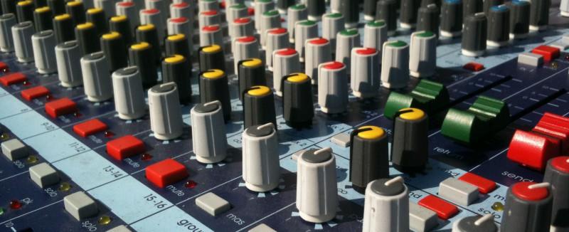 Geluidstafel Liquidx rental sales sound