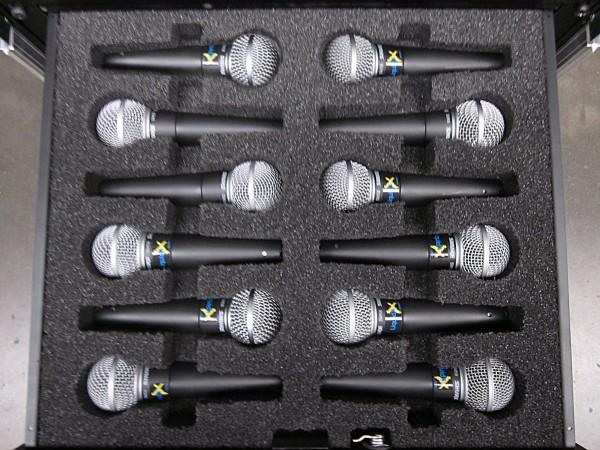 LiquidX Rental Geluid Microfoons draadloos geluid